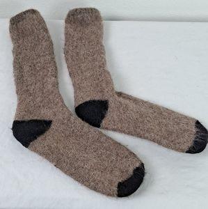 Wool Socks EUC Extremely warm NWOT